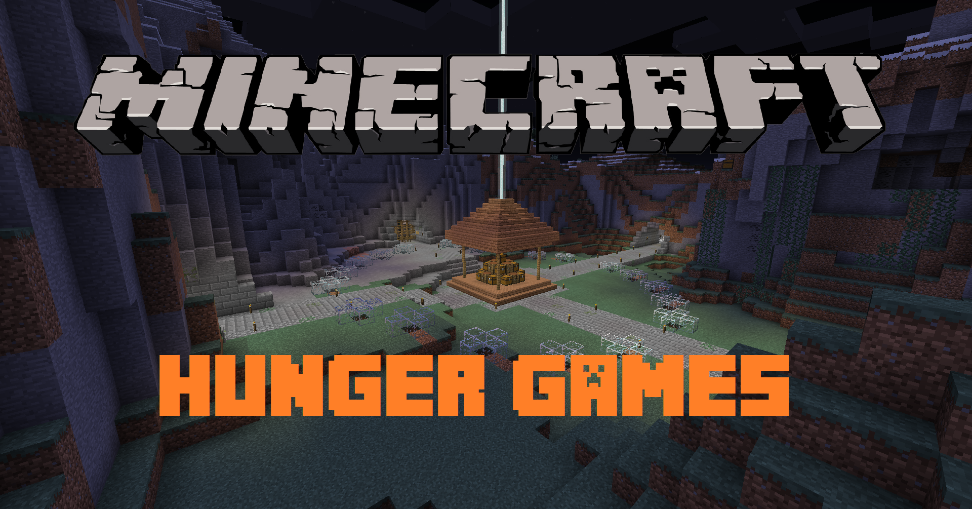 The New Vanilla Minecraft Hunger Games Map Maps Mapping And - Minecraft spiele ohne plugin