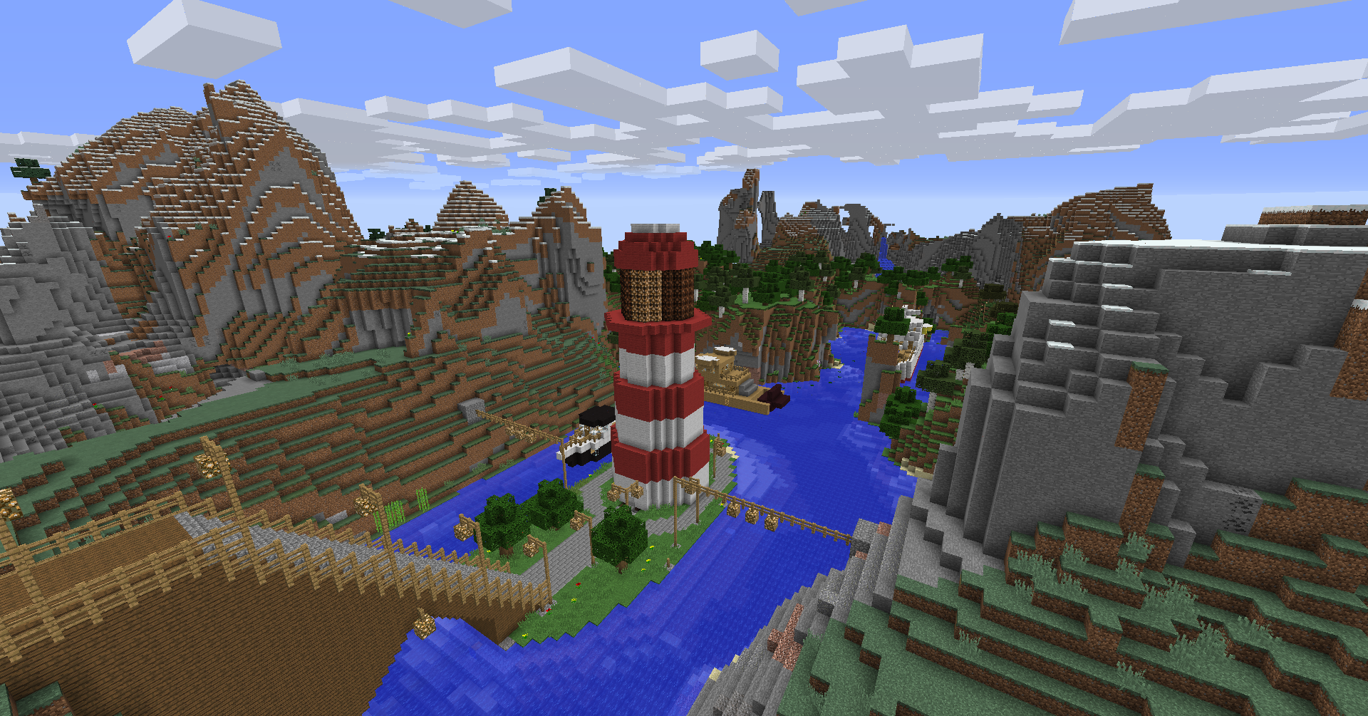 The New Vanilla Minecraft Hunger Games Map Maps Mapping and Modding Java